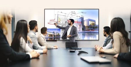 LG now offers interactive displays